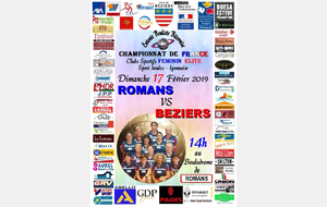 CLUB SPORTIF ROMANS/BEZIERS ELITE